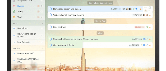 Zenkit ToDo – A Simple Task Management for You and Your Team